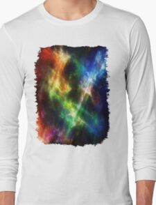 Colors 1 Long Sleeve T-Shirt