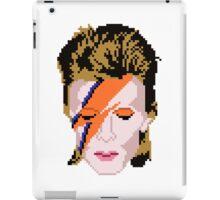 8-bit Bowie <3 iPad Case/Skin