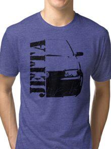 vw jetta Tri-blend T-Shirt