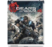 GEARS OF WAR 4 [4K]  iPad Case/Skin