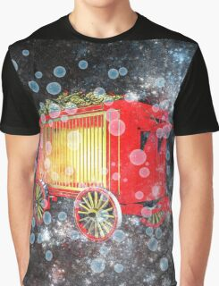 When the Circus Comes to Town Graphic T-Shirt