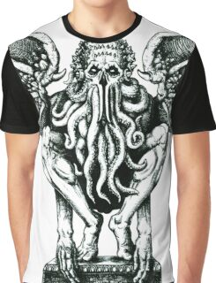 The Great Cthulhu Graphic T-Shirt