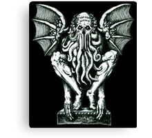 The Great Cthulhu Canvas Print