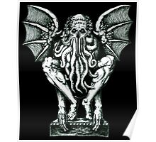 The Great Cthulhu Poster