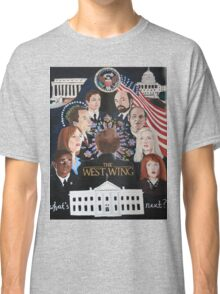 THE WEST WING Classic T-Shirt