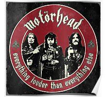 Original Motorhead Vintage Poster