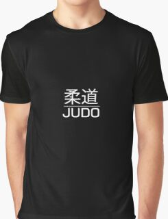 Judo is life Graphic T-Shirt
