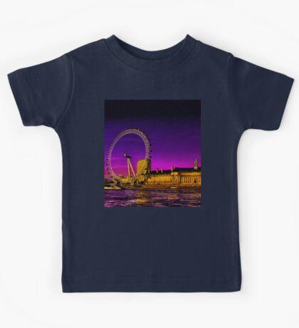 London Eye Kids Tee