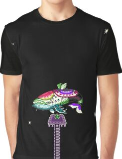 Whale of the past Graphic T-Shirt