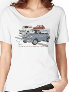 Minis from the The Italian Job Women's Relaxed Fit T-Shirt