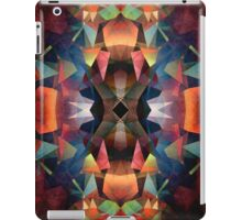 Colorful Vintage Mandala iPad Case/Skin
