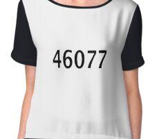46077 Chiffon Top
