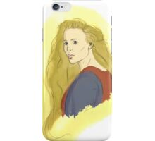Buttercup The Princess Bride Paint iPhone Case/Skin
