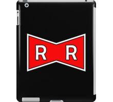Red Ribbon Army Sigil  iPad Case/Skin