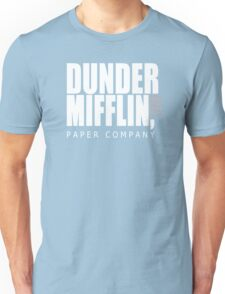 Dunder Mifflin Paper Company - The Office Unisex T-Shirt