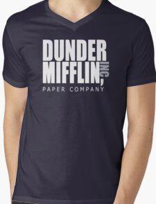 Dunder Mifflin Paper Company - The Office Mens V-Neck T-Shirt