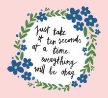 Ten Seconds Baby Tee