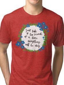 Ten Seconds Tri-blend T-Shirt