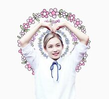 Jeonghan/Junghan Seventeen Floral Unisex T-Shirt