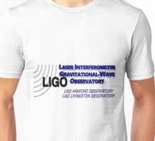 LIGO Program Logo Unisex T-Shirt