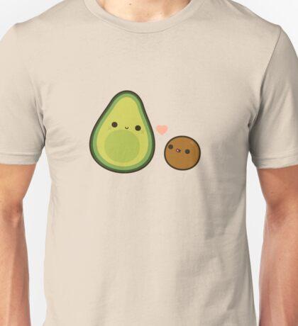 Cute avocado and stone Unisex T-Shirt