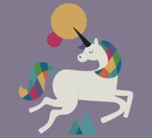To be a unicorn Kids Tee