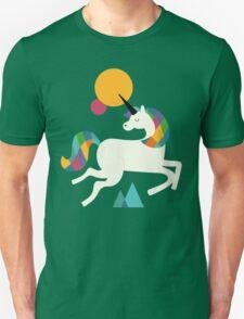 To be a unicorn Unisex T-Shirt