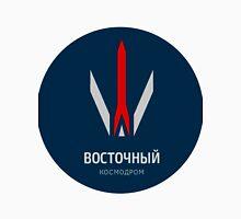 Vostochny Cosmodrome Blue Logo Unisex T-Shirt