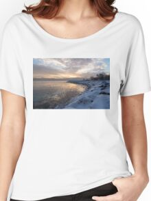 Ice Dawn Women's Relaxed Fit T-Shirt
