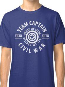 TEAM CAPTAIN - CIVIL WAR Classic T-Shirt