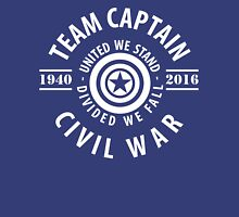 TEAM CAPTAIN - CIVIL WAR Unisex T-Shirt