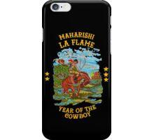 La Flame Rodeo - Travis Scott iPhone Case/Skin