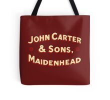 John Carter & Sons Tote Bag