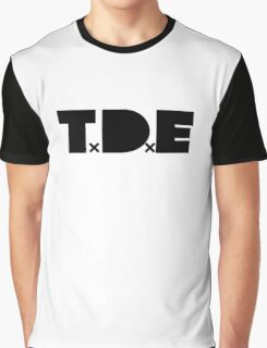 Top Dawg Entertainment Kendrick Lamar Graphic T-Shirt