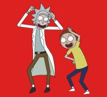 COME ON RICK n MORTY One Piece - Short Sleeve