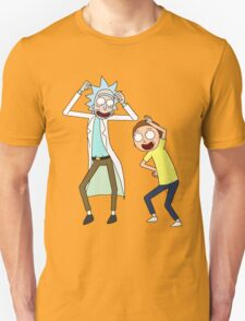 COME ON RICK n MORTY Unisex T-Shirt
