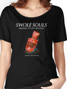 Swole Souls - Prepare to Lift V2 Women's Relaxed Fit T-Shirt