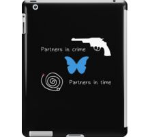 Life is Strange - Partners in crime/Partners in time iPad Case/Skin