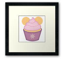 Punzie Cupcake Framed Print