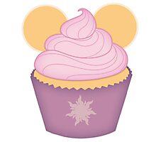 Punzie Cupcake Photographic Print