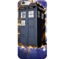 Doctor Who - Exploding Tardis iPhone Case/Skin