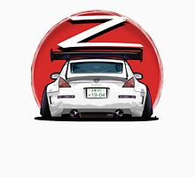 Nissan Fairlady 350Z Z33 White  Unisex T-Shirt