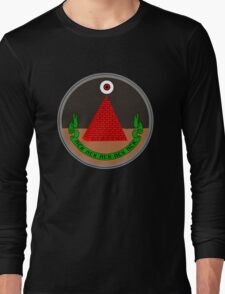 Seal of Mars (Attacks!) Long Sleeve T-Shirt