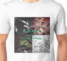 Dream theiving and psychic readings  Unisex T-Shirt