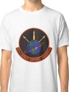 45th Launch Support Squadron Logo Classic T-Shirt