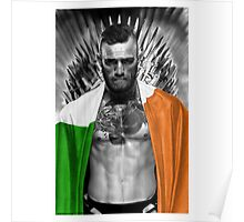 Conor Anthony McGregor Poster