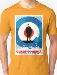 Quadrophenia - Movie Poster T-Shirt