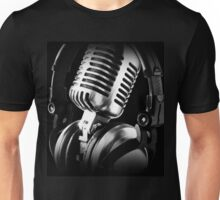 Micro&Phones Unisex T-Shirt