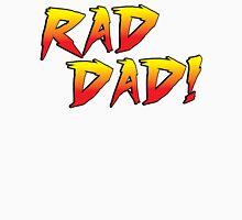 RAD DAD HOT ROD Men's Baseball ¾ T-Shirt