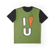 I Carrot You Graphic T-Shirt